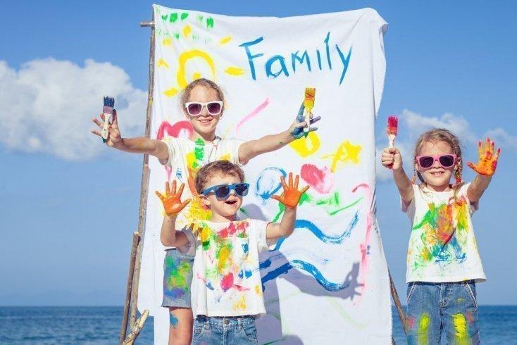 Быть или играть роль старшего, среднего, младшего ребенка в семье?