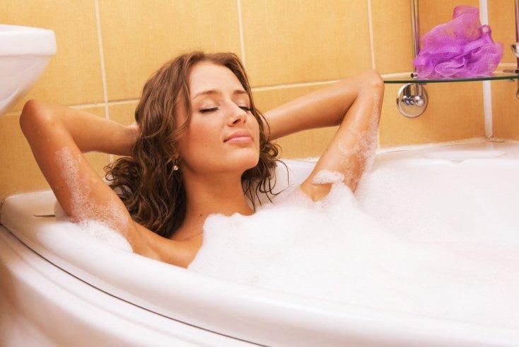 Гидромассаж — самый популярный вид СПА-терапии