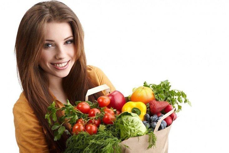 Обеспечьте здоровое и сбалансированное питание