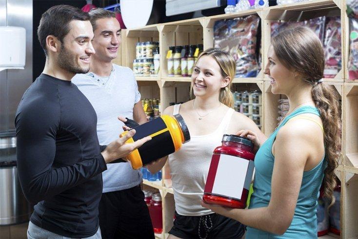 Спортивное питание для восстановления и набора мышечной массы