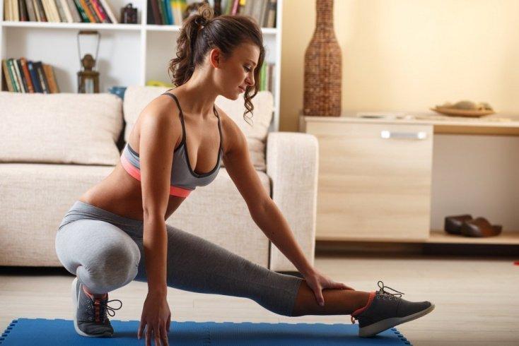 Особенности домашней программы упражнений