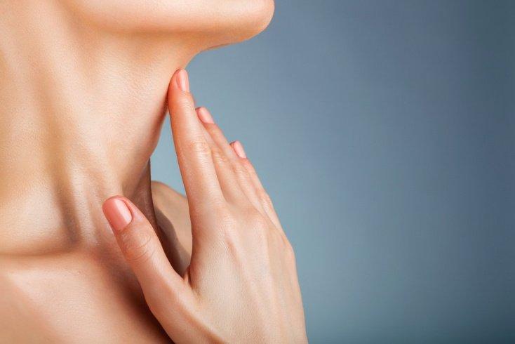 Секреты красоты кожи шеи — массаж