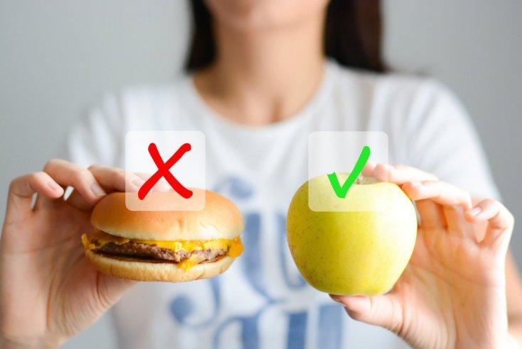 Запрещенные и разрешенные продукты при диете