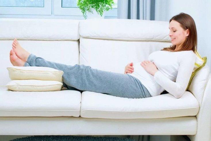 Как беременность влияет на тонус вен?