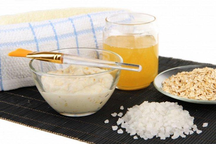Подборка рецептов масок из овсянки для нормальной кожи
