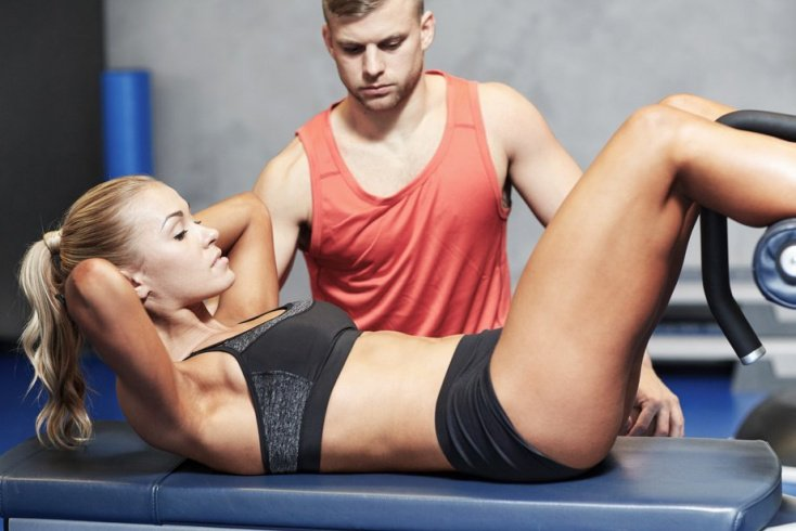 Лучшие фитнес-упражнения для пресса
