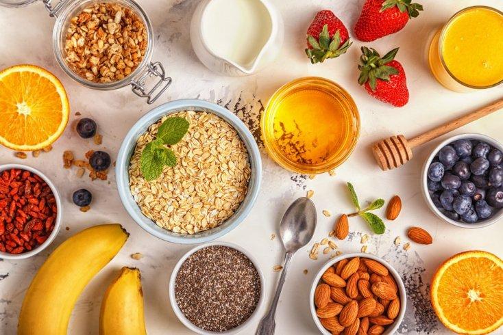 Особая диета для здоровья микробиома
