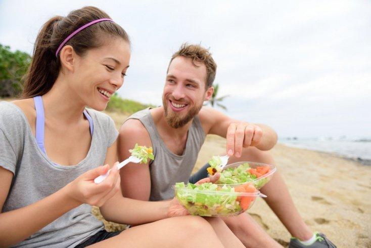 Сбалансированное питание для похудения: рекомендованные продукты