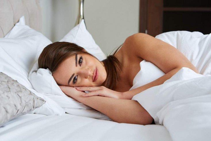 9. Отбросьте подальше одеяло