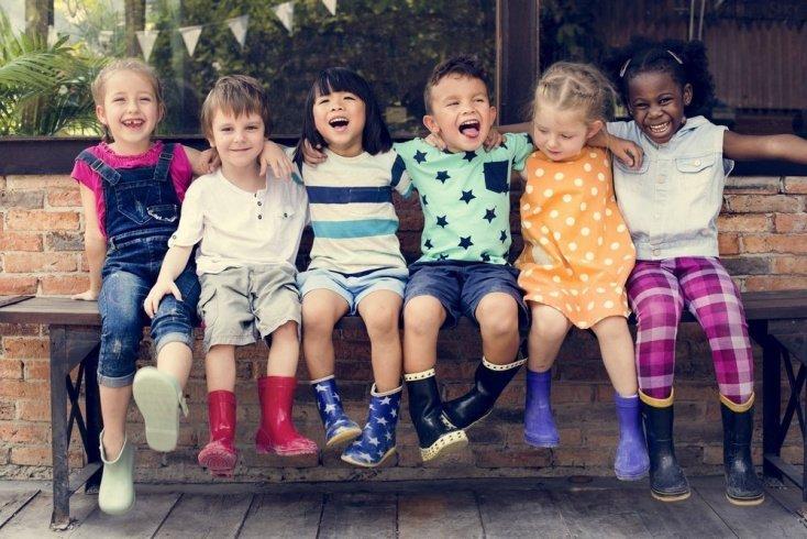 Секреты общения для маленьких детей