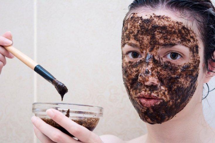 Применение кофейных масок: рекомендации