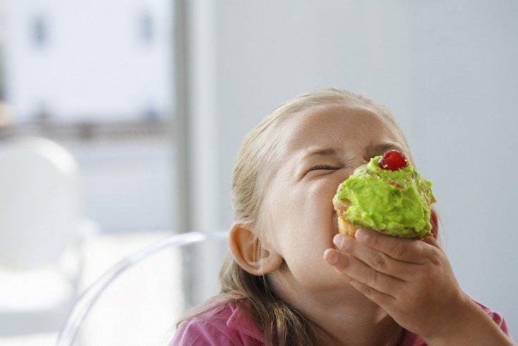 Питание ребенка и выпечка