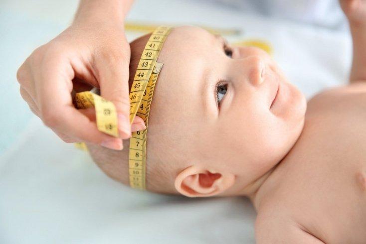Развитие ребенка: изменения формы головки