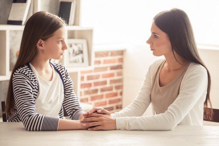Родители должны стать авторитетом