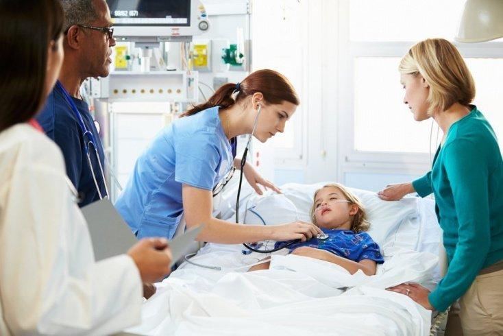 Роль родителей в вопросе госпитализации
