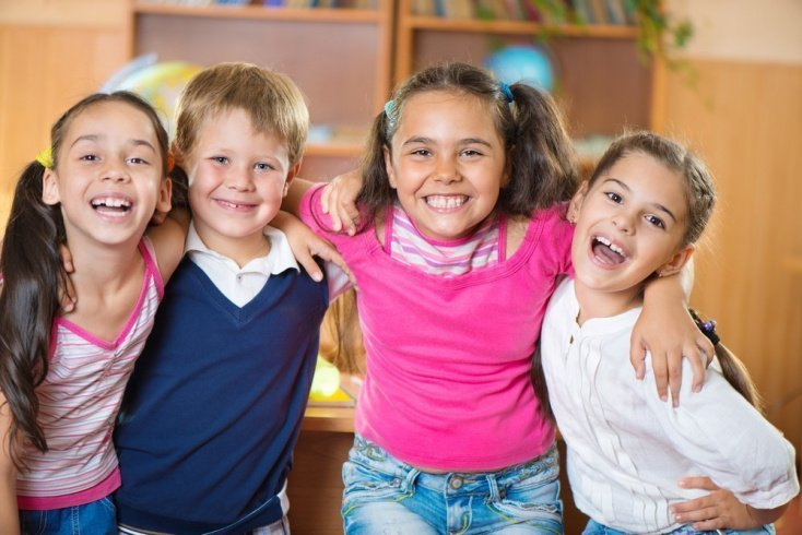 Воспитание толерантности в детях