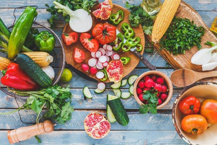 Как построить питание: меню диеты