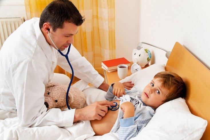 Стационарное лечение детей