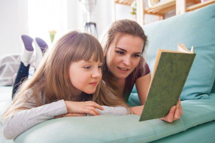 Как приучить детей к чтению: советы родителям