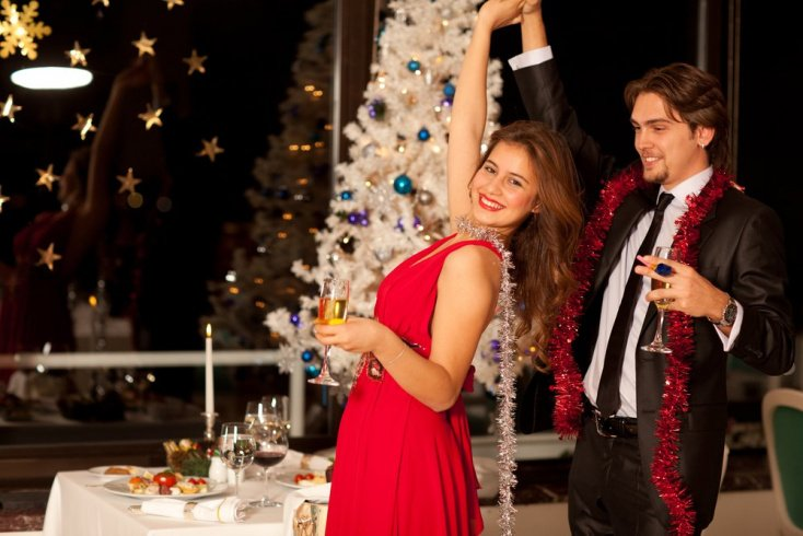 Новогодняя диета и сценарий праздника