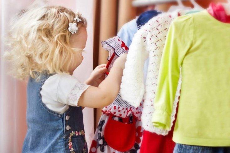 Какие эмоции испытывает ребенок, самостоятельно выбирая одежду