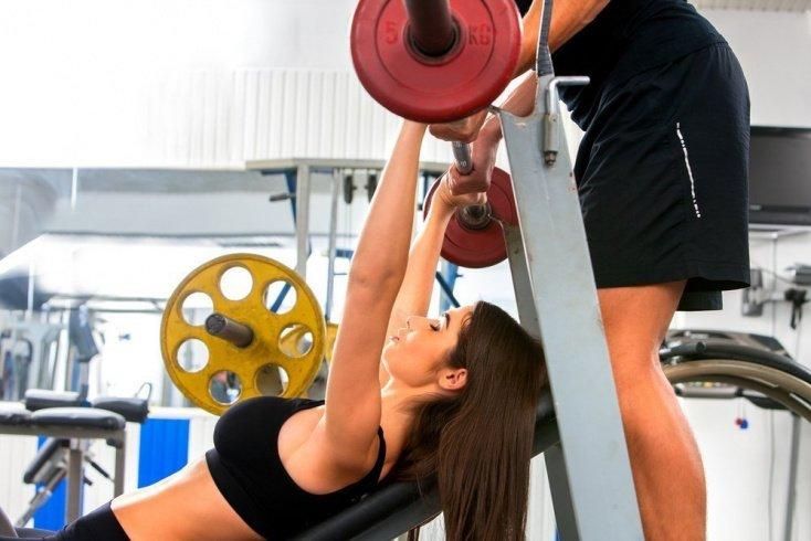 Пример фитнес-программы для новичков
