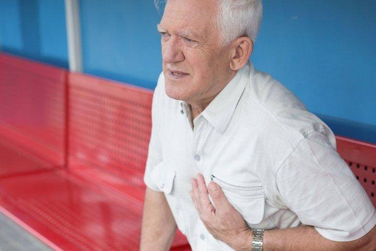 Осложнения болезней сердца и сосудов: ХСН