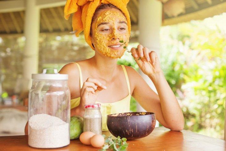 Домашние рецепты масок для лица