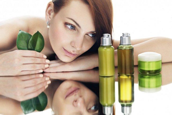 Уход с растительными маслами эффективнее крема