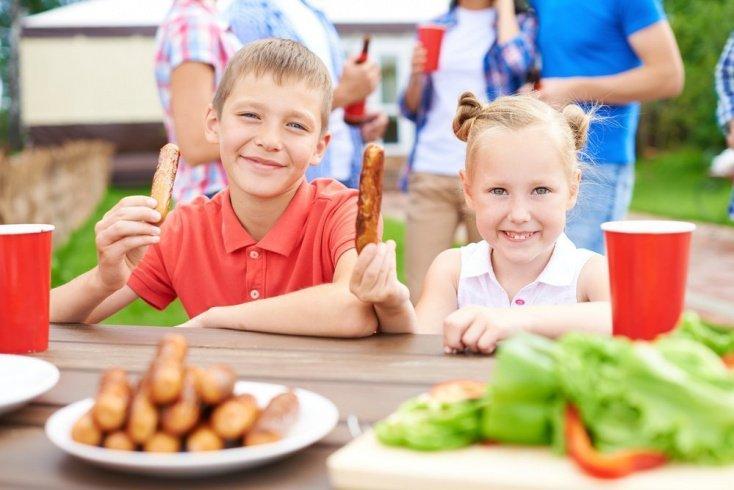 Мясо необходимо для развития ребенка