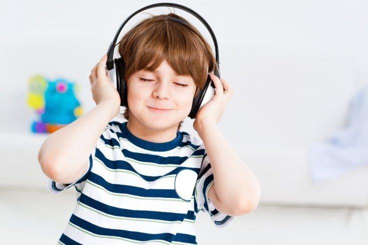 10. Дети понимают музыку лучше, чем речь