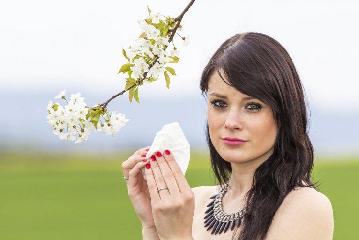 Поллиноз: планируем беременность с учетом цветения растений