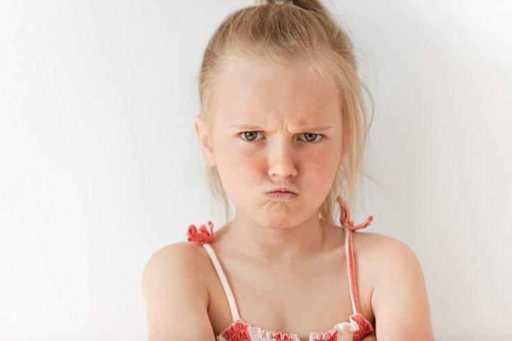 Должен ли маленький ребенок быть послушным?