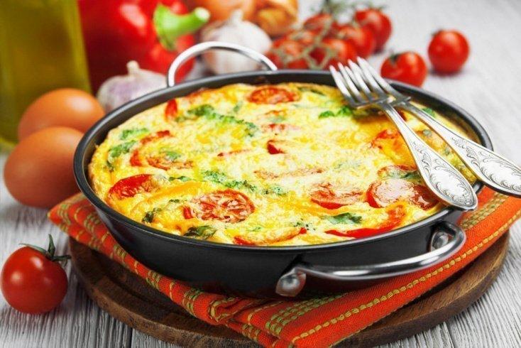Рецепты блюд при правильном питании