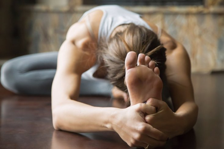 Выключайте смартфон перед уроком йоги