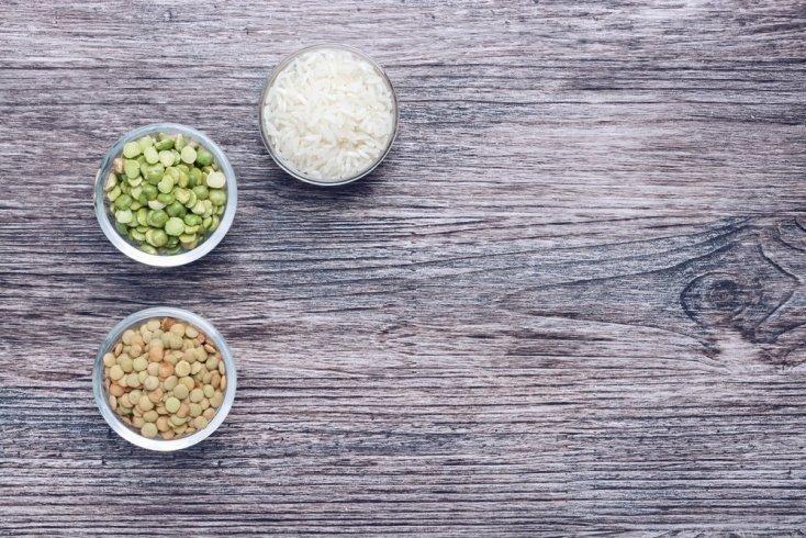Питание чемпионов: чечевица с рисом по-гречески