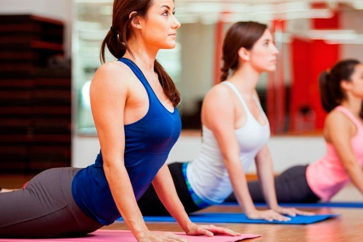 Почему фитнес имеет выраженный жиросжигающий эффект