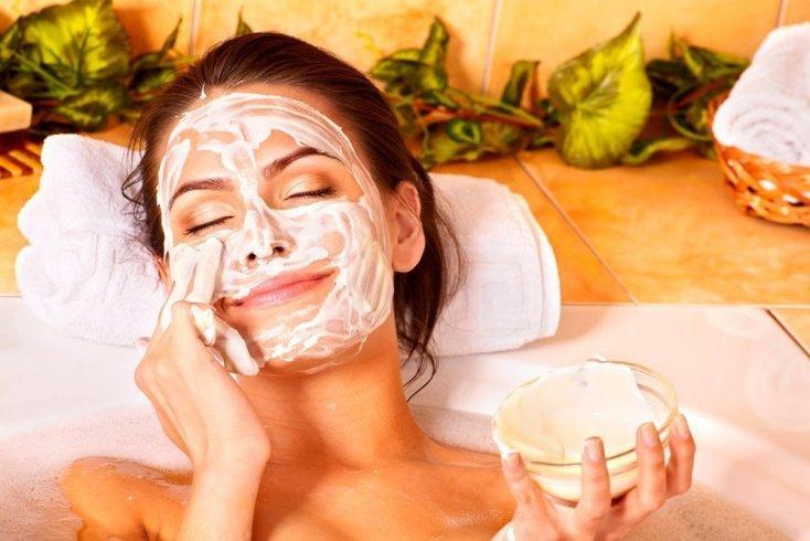 Не обойтись в бане без маски для лица