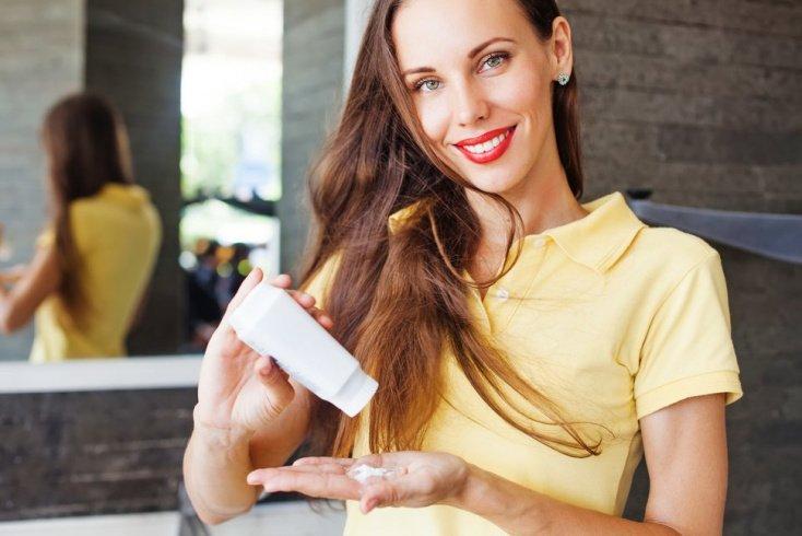 Красота чистых волос: сухое мытье