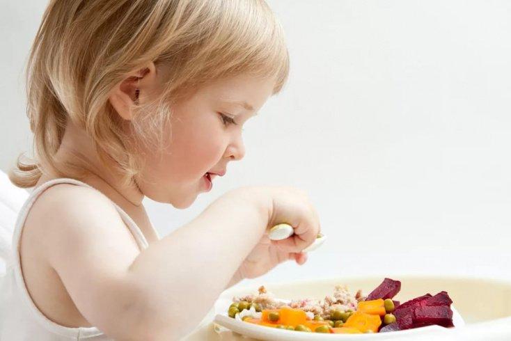 Особенности питания и лечения детей