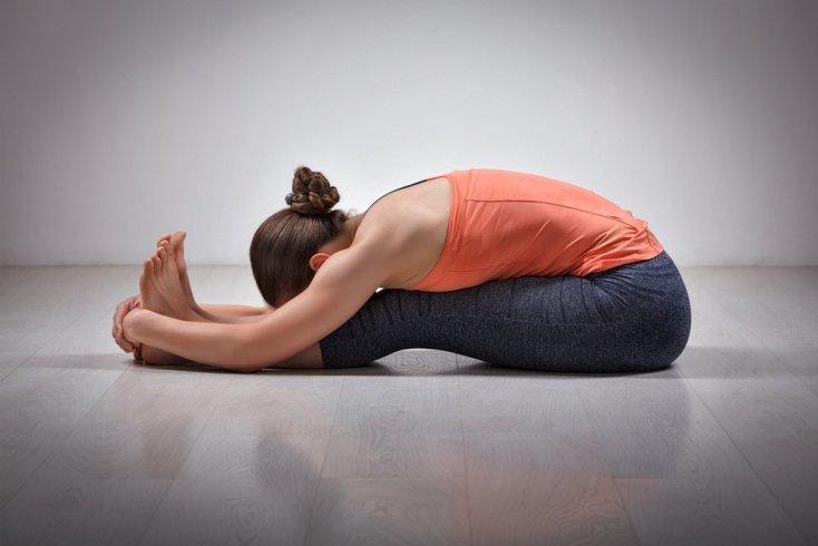 Пашчимоттанасана — основная асана йоги