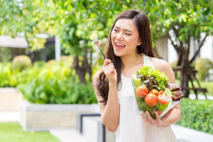 В чем польза овощей и фруктов?