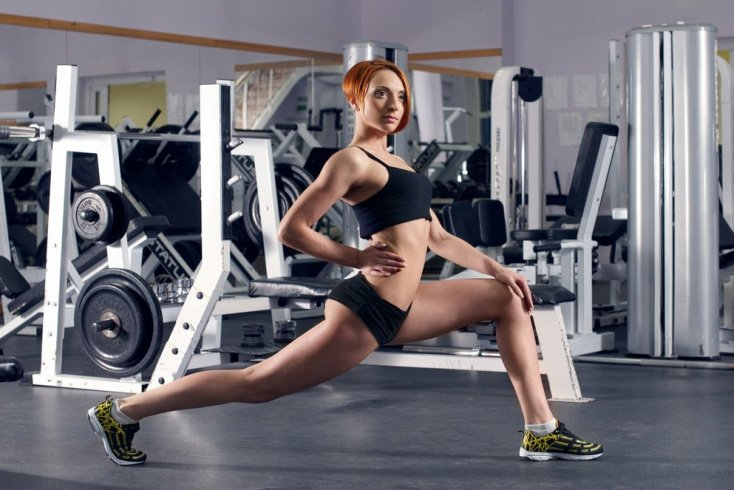 Тренировка 3. Упражнения для ног, ягодиц, плеч