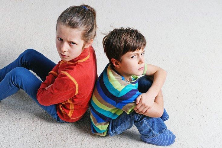 Обзывания в процессе общения детей