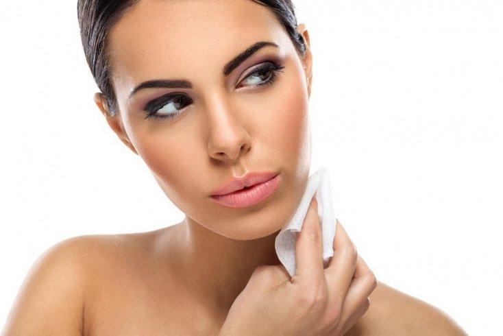 Влажные салфетки для снятия макияжа
