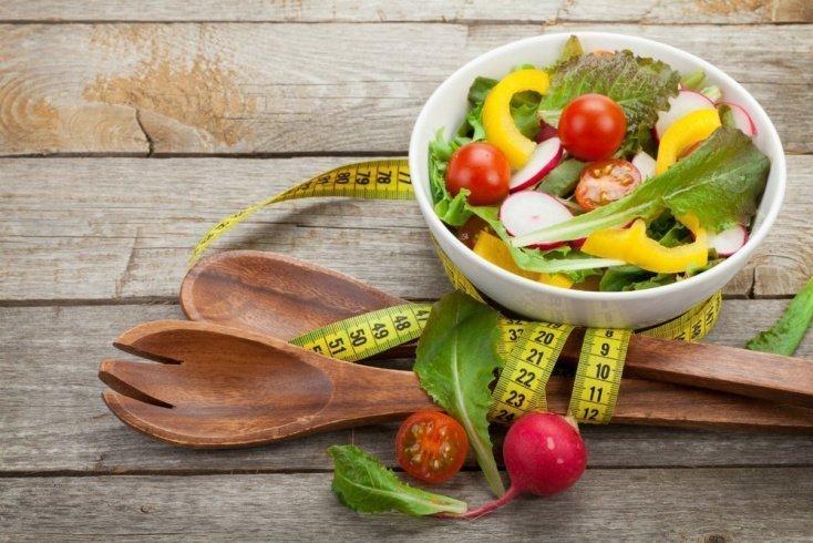 Правильное похудение — налаживаем рацион питания