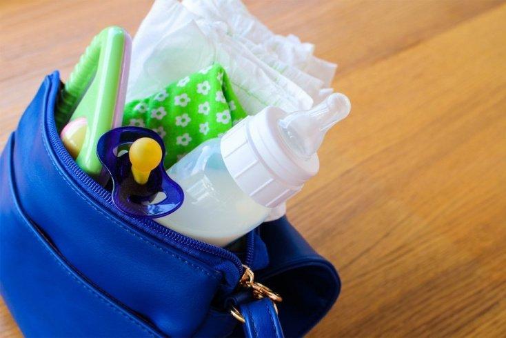 Самоподогревающаяся бутылочка для детского питания