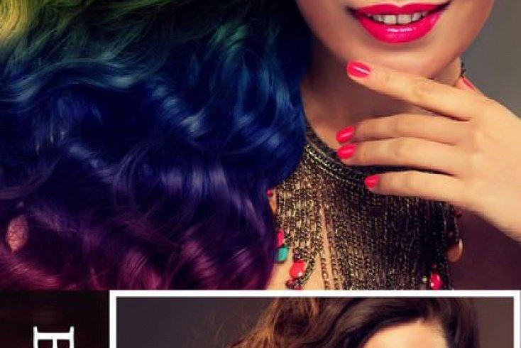 Цвет волос Changer