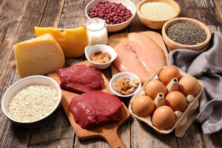 Выбор продуктов питания и правила диеты в период рубцевания
