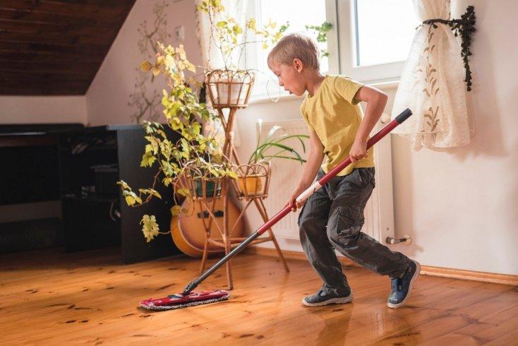 Почему подростки отказываются помогать по дому?